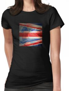 Britannia 1 Womens Fitted T-Shirt