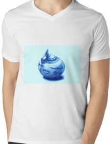 Ancient Greek Pottery Drawing Mens V-Neck T-Shirt
