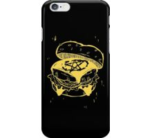 Beelzeburger in French's iPhone Case/Skin