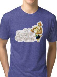Animal Crossing Tri-blend T-Shirt