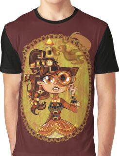 Steampunk Doc Graphic T-Shirt