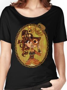 Steampunk Doc Women's Relaxed Fit T-Shirt