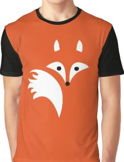 The Lines of the Fox Graphic T-Shirt
