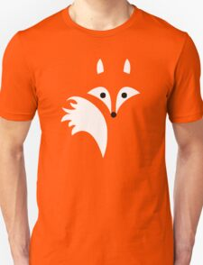 The Lines of the Fox Unisex T-Shirt