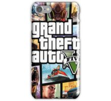 MUH3 GTA iPhone Case/Skin