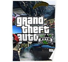 MUH4 GTA Poster