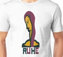 RUHE  From Japanese Vintage  advertisement Unisex T-Shirt