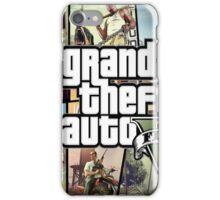 MUH5 GTA iPhone Case/Skin
