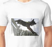 German Shepherd Police Dog Unisex T-Shirt