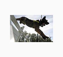German Shepherd Police Dog T-Shirt