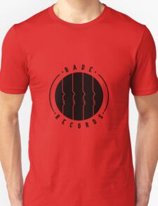 bade records Unisex T-Shirt