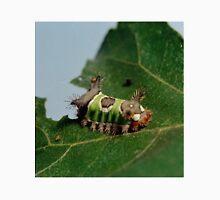 Caterpillar Eating a Leaf  T-Shirt