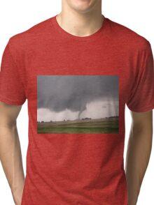 Field Tornado Tri-blend T-Shirt