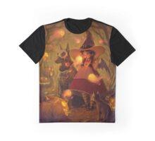 Spirits of Halloween Graphic T-Shirt