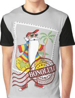 Honolulu Destination Graphic T-Shirt