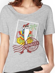 Honolulu Destination Women's Relaxed Fit T-Shirt