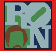 Ron Love (b) (Anchorman) Kids Clothes
