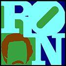 Ron Love (b) (Anchorman) by cudatron