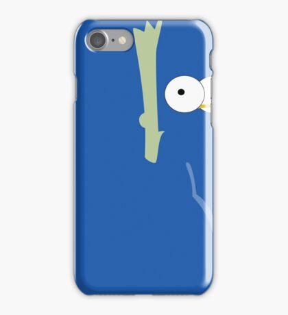 Ce n'est pas Bart iPhone Case/Skin