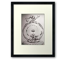 Mind Playing Framed Print