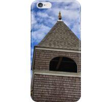 Blue Sky Steeple iPhone Case/Skin