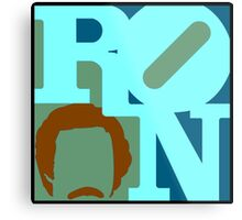 Ron Love (c) (Anchorman) Metal Print