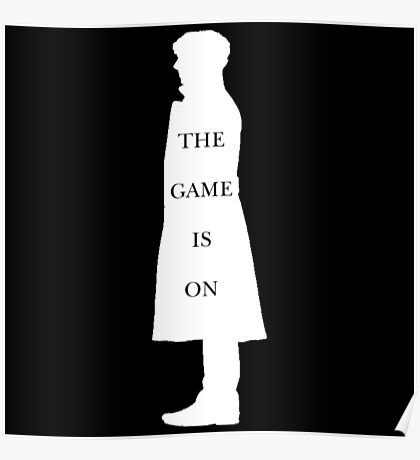 The game is on Poster