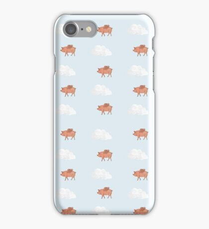 Pigs Might Fly iPhone Case/Skin