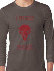 BACK IN BLACK Long Sleeve T-Shirt