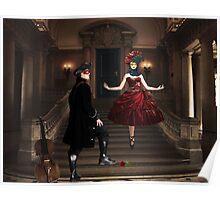 Masquerade... Poster