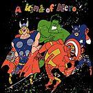 A kind of heroes. by J.C. Maziu
