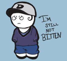 Still.Not.Bitten. T-Shirt