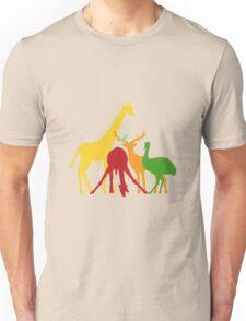 Animal Safari Unisex T-Shirt