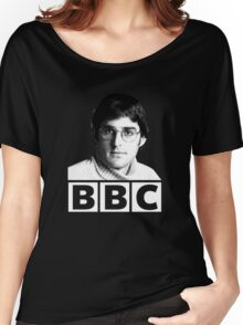 Louis Theroux 90s Young Women's Relaxed Fit T-Shirt
