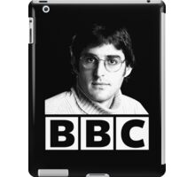 Louis Theroux 90s Young iPad Case/Skin