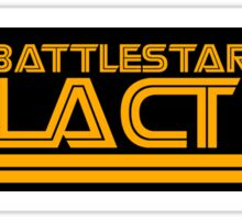 Battlestar Galactica Sticker