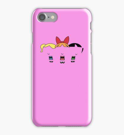 Ce n'est pas le Powerpuff iPhone Case/Skin
