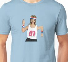 Vintage Runner Running! Unisex T-Shirt