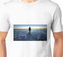 Antarctic Sunset Unisex T-Shirt