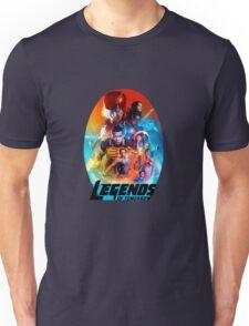 Legends tomorrow Unisex T-Shirt