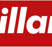 Hillary Clinton - Supreme Sticker