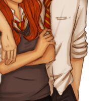 Harry and Ginny Sticker