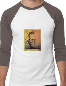 The Tree of Life Men's Baseball ¾ T-Shirt