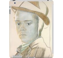 Pinkie in Brighton Rock (Young Scarface in the US) iPad Case/Skin