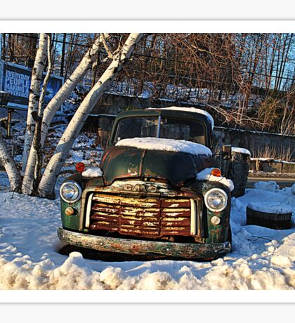 1955 GMC  Pick-Up Truck Sticker