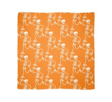 Dancing Skeleton Scarf