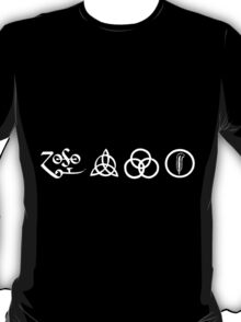 Led Zeppelin - Symbols T-Shirt