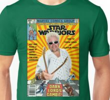 Star Warriors/Guy Fieri Unisex T-Shirt