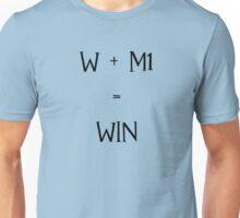 W + M1 = Win - TF2 Unisex T-Shirt