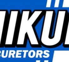 1960's Mikuni Logo Sticker
